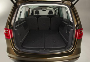 Revealed The All New Seat Alhambra W Livingstone Ltd