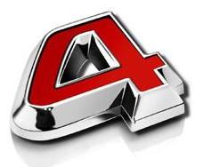 SEAT Alhambra 4WD logo