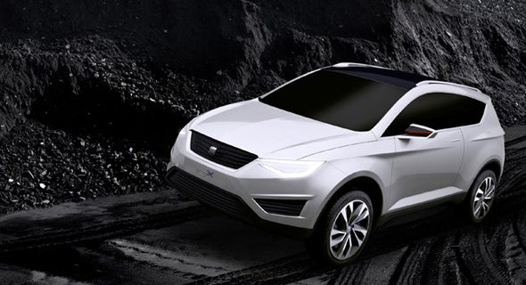 SEAT IBX SUV concept
