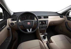 SEAT Toledo - dash