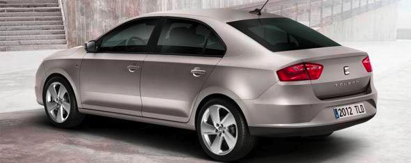 SEAT Toledo - side rear