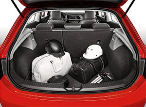 SEAT Leon SC - boot