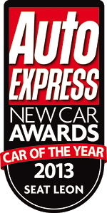 Auto Express New Car Awards 2013 - SEAT Leon