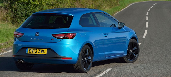 Seat Leon Sc Fr Tdi 184 Ps Takes Scottish Car Of The Year