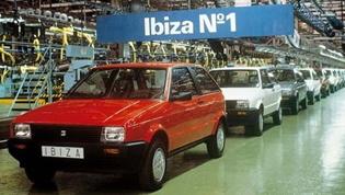 First generation SEAT Ibiza