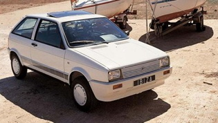 SEAT Ibiza Mk1