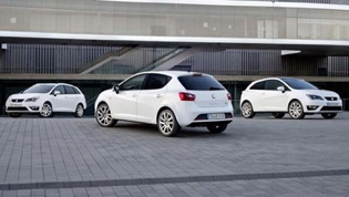SEAT Ibiza Mk4 - range