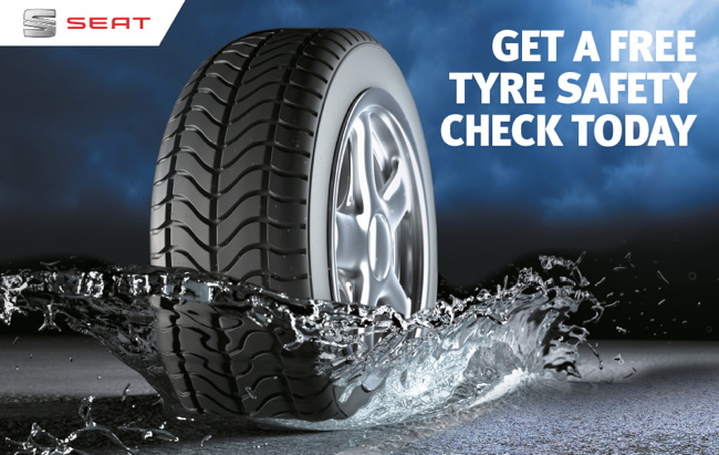 Free tyre safety check