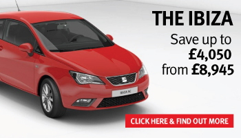 Pay up to £3,500 less for your SEAT Ibiza this Summer