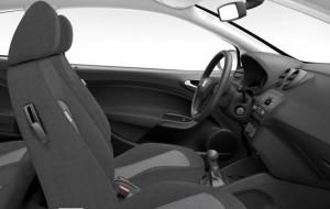 SEAT Ibiza SC E interior