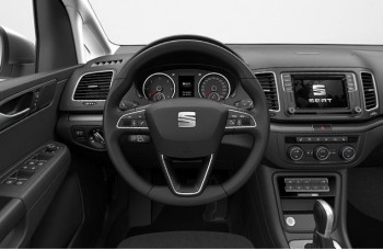 SEAT Alhambra Style Advance interior