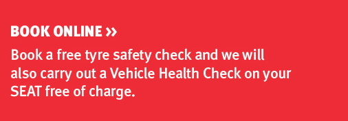 Book your free tyre check