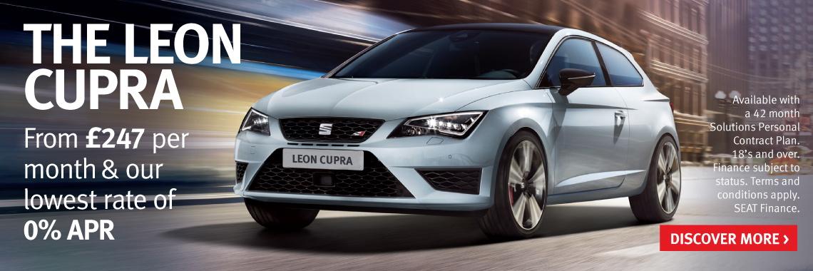 W Livingstone Ltd Leon Cupra offer q2