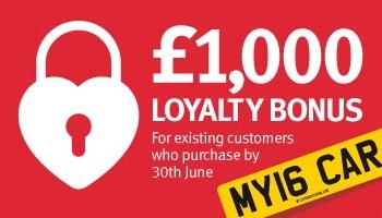 W Livingstone Ltd SEAT loyalty offer