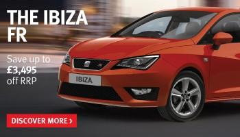 SEAT Ibiza FR Q2 offer