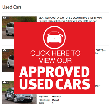 view approved used cars list