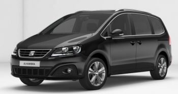 SEAT Alhambra SE Lux