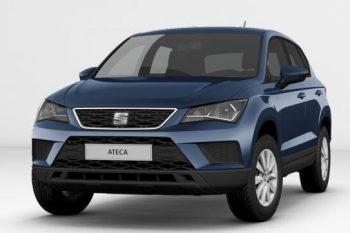 SEAT Ateca 1.0 TSi S Mediterranean blue