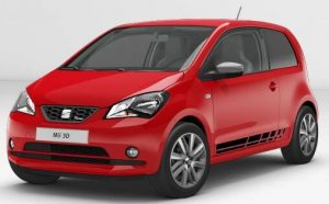 SEAT Mii FR Line Red