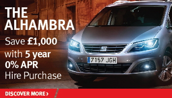 SEAT Alhambra offer