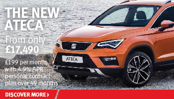 SEAT Ateca offer