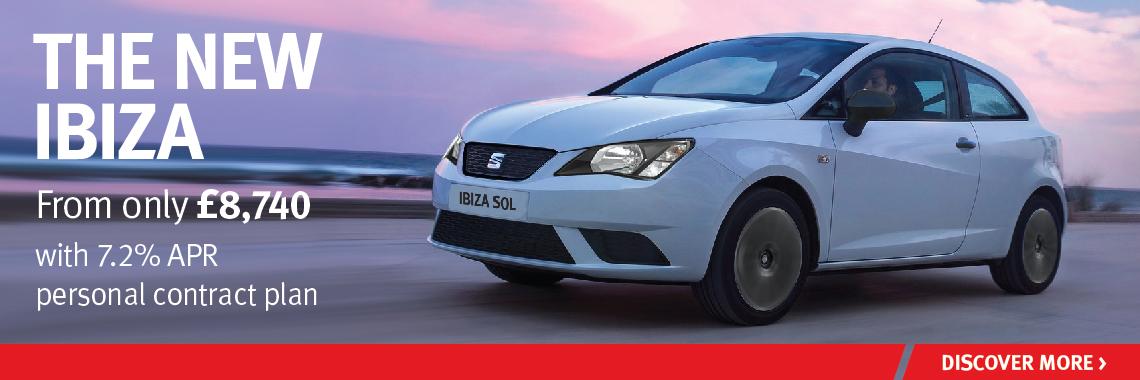 SEAT Ibiza offer