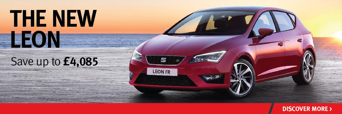 SEAT Leon 5dr FR offer