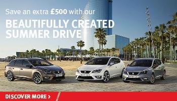 SEAT Summer Drive offer