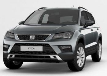 SEAT Ateca SE - front