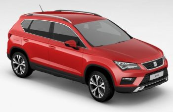 SEAT Ateca SE Tech Passion Red