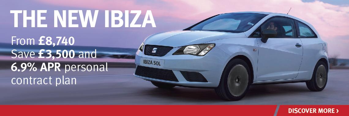 W Livingstone SEAT Ibiza