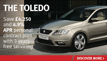 SEAT Toledo offer