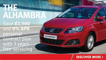 W Livingstone SEAT Alhambra offer