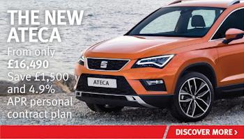 W Livingstone SEAT Ateca offer