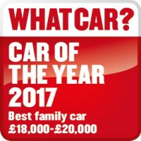 What Car? Car of the Year 2017 - Family car
