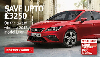 W Livingstone Ltd - 2017 SEAT Leon offer