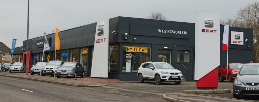 W Livingstone Ltd Showroom