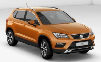 SEAT Ateca 1.6 SE Technology - Samoa Orange