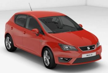 SEAT Ibiza 5 door 1.4 FR Technology Eco TSi 150ps