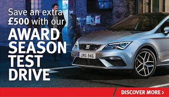 W Livingstone Ltd SEAT Award Season offer