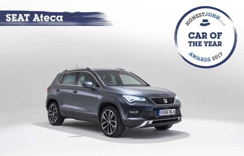 SEAT Ateca - Honest John Car of the Year