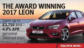 W Livingstone ltd SEAT Leon 5dr FR offer