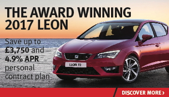 W Livingstone Ltd SEAT Leon 5dr FR offer