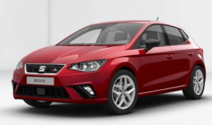 New SEAT Ibiza 1.0 FR Desire Red