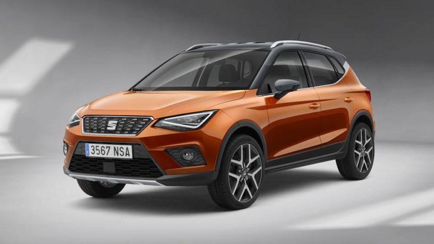 SEAT Arona - new SUV