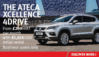 W Livingstone ltd- SEAT Ateca - Contract hire offer