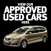 Approved used cars