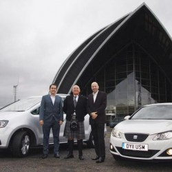 SEAT celebrates double success at Scottish Car of the Year awards