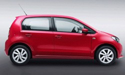 Take a test drive and win a SEAT Mii