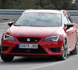 New SEAT Leon ST Cupra: round-up of reviews